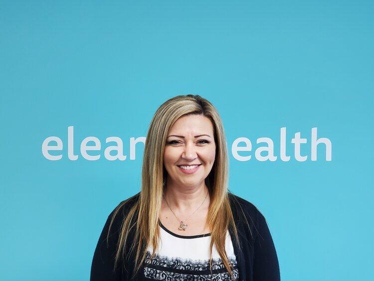 April Earp, Eleanor Health RN in North Carolina