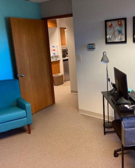 Office in Eleanor Health Washington Clinic